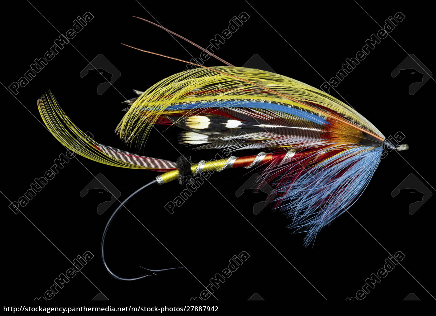 atlantic, salmon, fly, disegna, 'al, cohen - 27887942