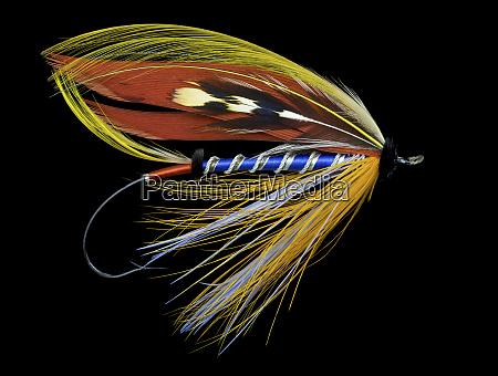 atlantic, salmon, fly, designs, 'bluebell' - 27888027