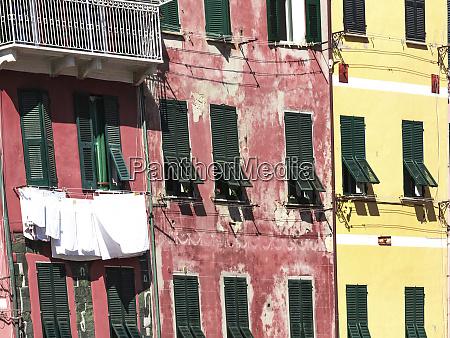vita, locale, a, vernazza, italia. - 27899275