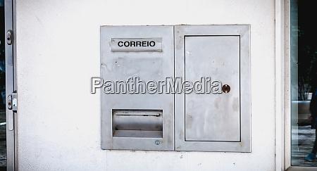 cassetta, postale, della, società, nazionale, ctt - 27959722