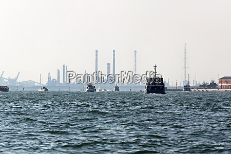 industria della laguna veneziana