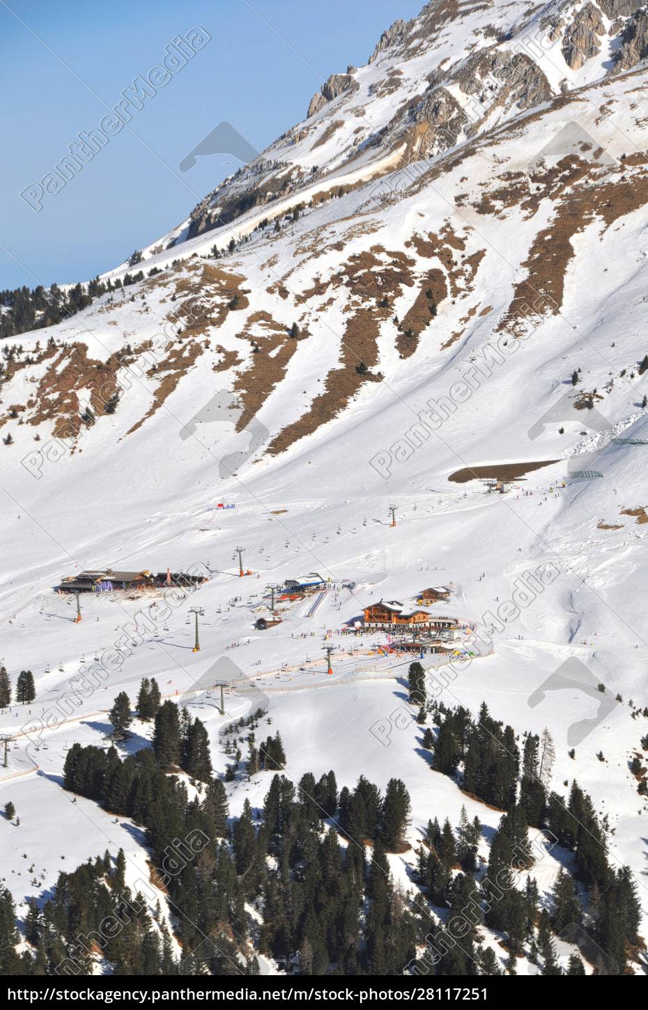 skiing, insouthern, tyrol - 28117251
