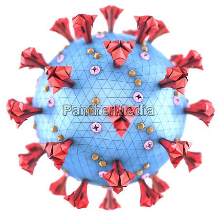 covid 19 coronavirus infezioni respiratorie mutazione