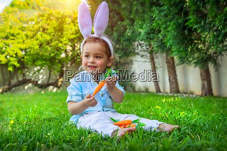 dolce coniglietto pasquale