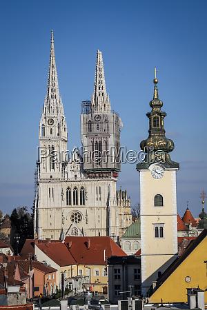 la, cattedrale, danneggiata, dal, terremoto, di - 28228939