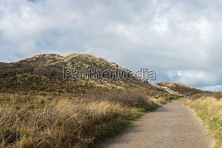 duna, di, uwe, vicino, a, kampen - 28420112