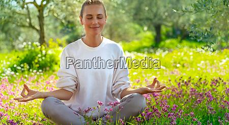 meditare allaperto