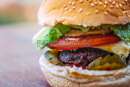 burger gustoso
