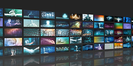 streaming di contenuti multimediali