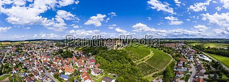 germania baden wurttemberg untergruppenbach panorama del