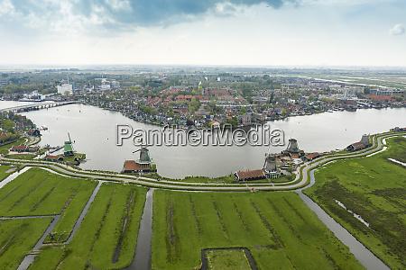 paesi bassi olanda del nord zaandam