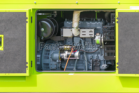 motore generatore