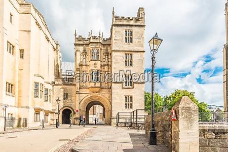 il norman gateway presso bristol library