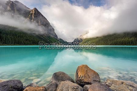 lake louise parco nazionale di banff