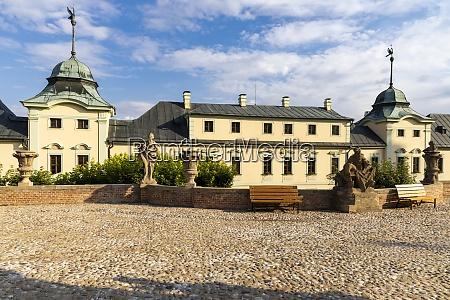 castello di manetin boemia occidentale repubblica