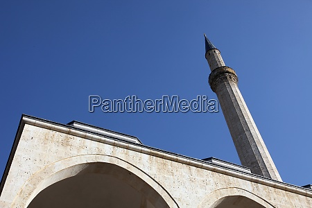moschea sinan pasha prizren kosovo