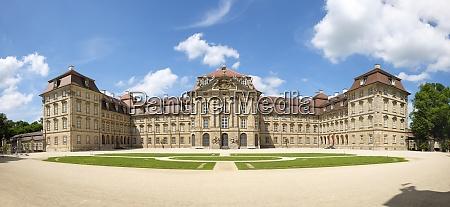 germania baviera franconia pommersfelden castello di