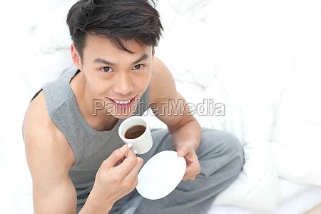 la vita domestica di un uomo