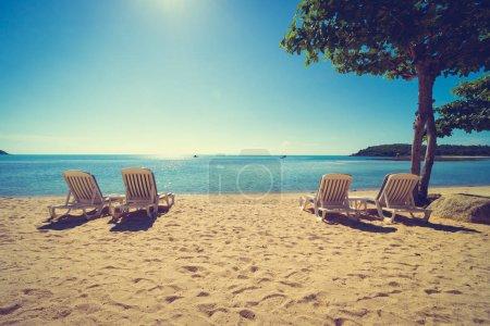 blu sedie cielo bello vacanze viaggio