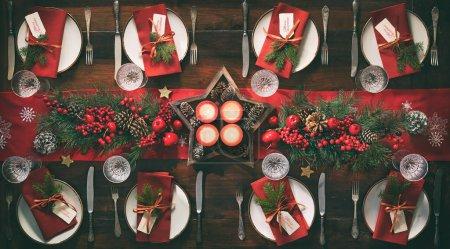 tavolo, semaforo, rosso, sfondo, impostare, vetro - B317479402