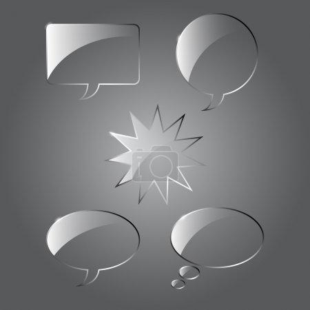 elemento, Progettazione, Vetro, Isolato, Riflessione, segno - B21513553
