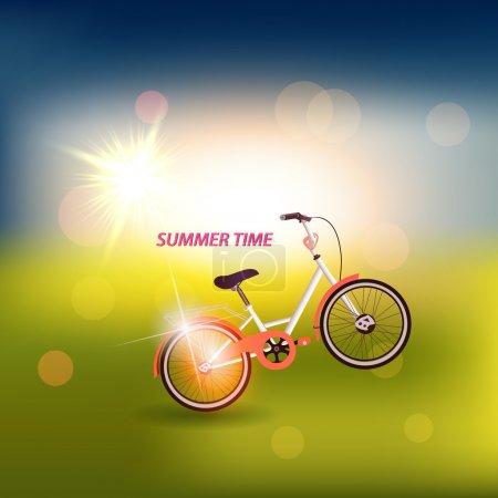 Sport, Tempo libero, attività, Rosso, bianco, vettore - B25662985