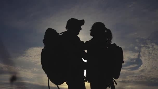 gruppo cielo felice aziendale amore viaggio