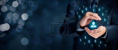 Contesto, affari, persona, Uno, persone, maschio - B108368960